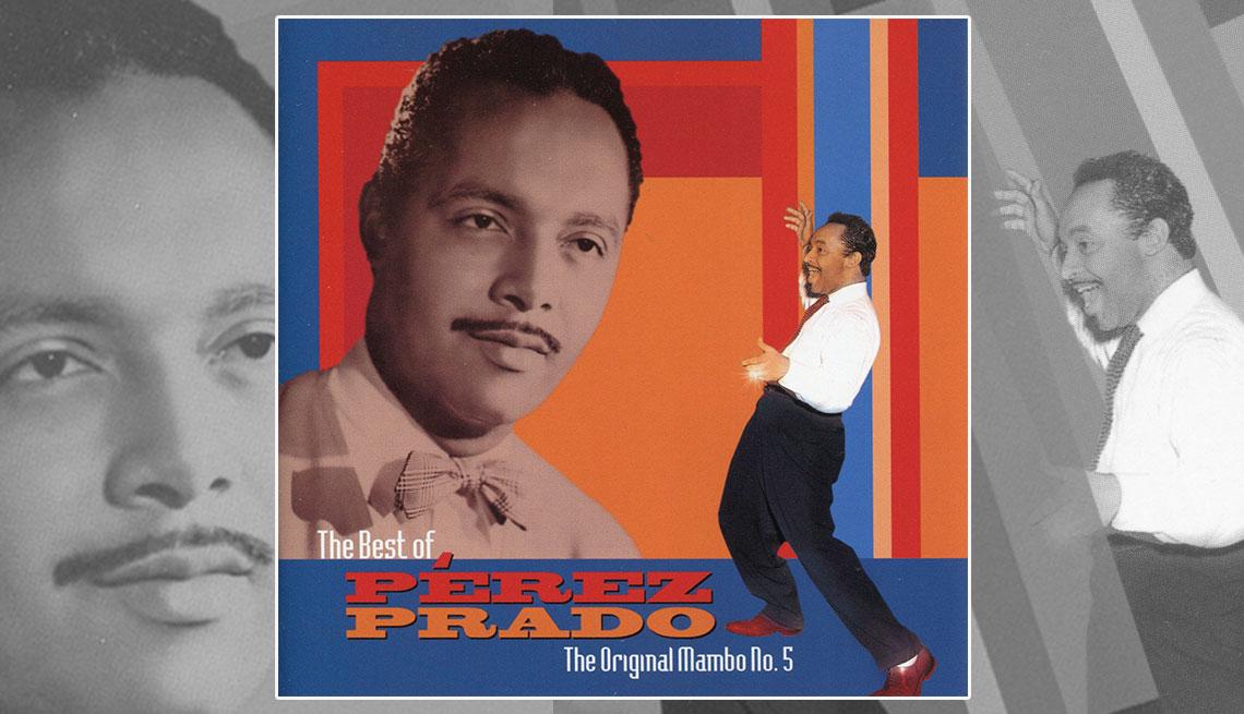 Portada del disco The best of Pérez Prado The Original Mambo No. 5