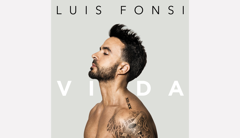 Luis Fonsi lanza nuevo disco titulado 'Vida'