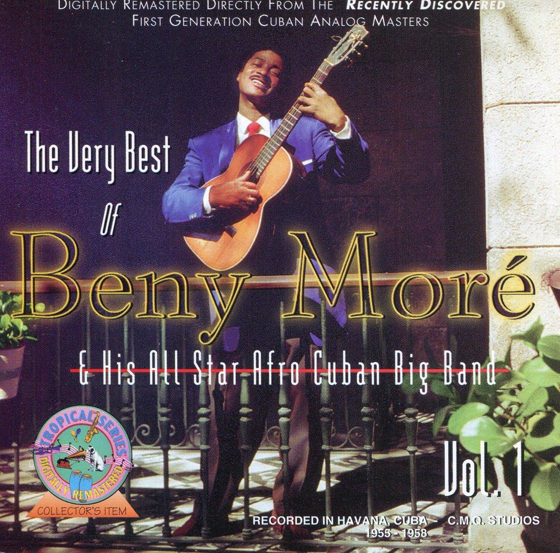item 7 of Gallery image - Portada del disco de Beny Moré