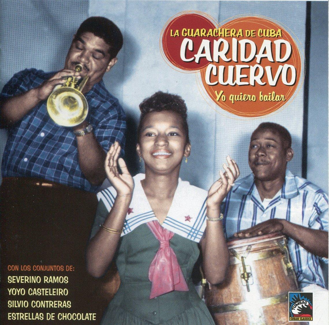 item 3 of Gallery image - Portada del disco de Caridad Cuervo