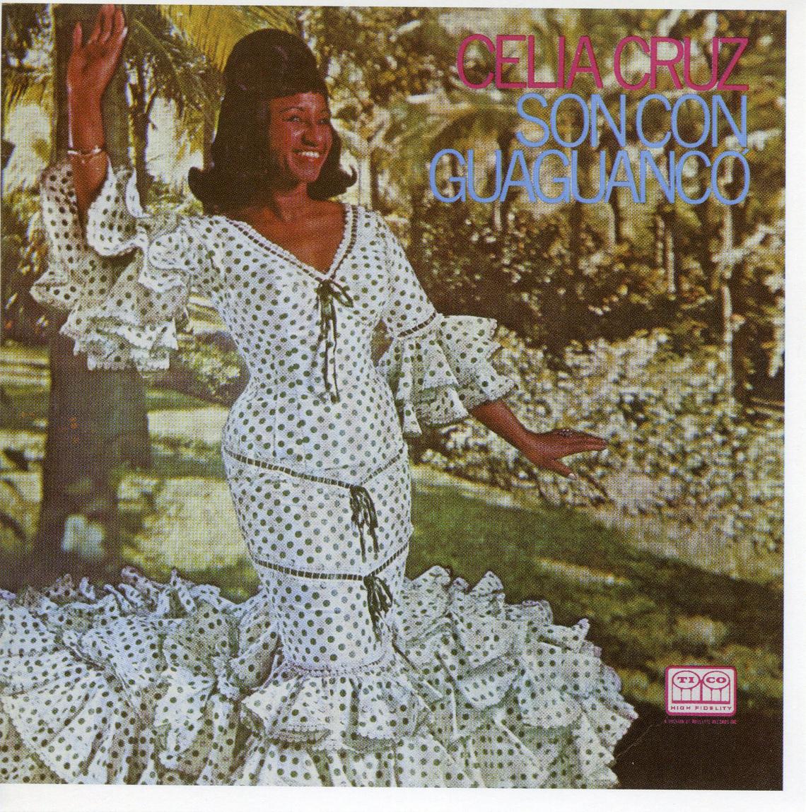 item 8 of Gallery image - Portada del disco de Celia Cruz