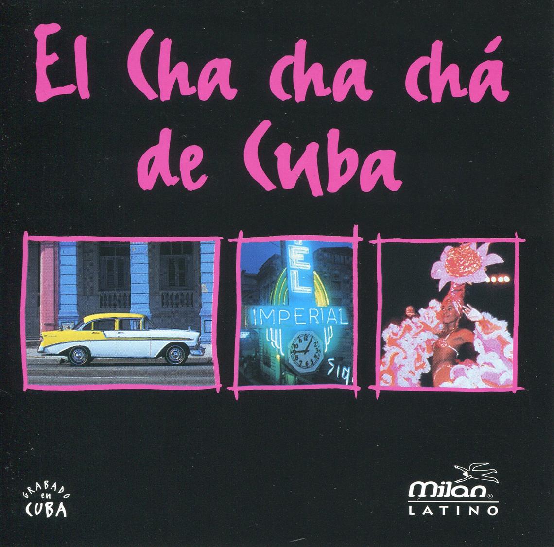 item 1 of Gallery image - Portada del disco de El cha cha chá de Cuba