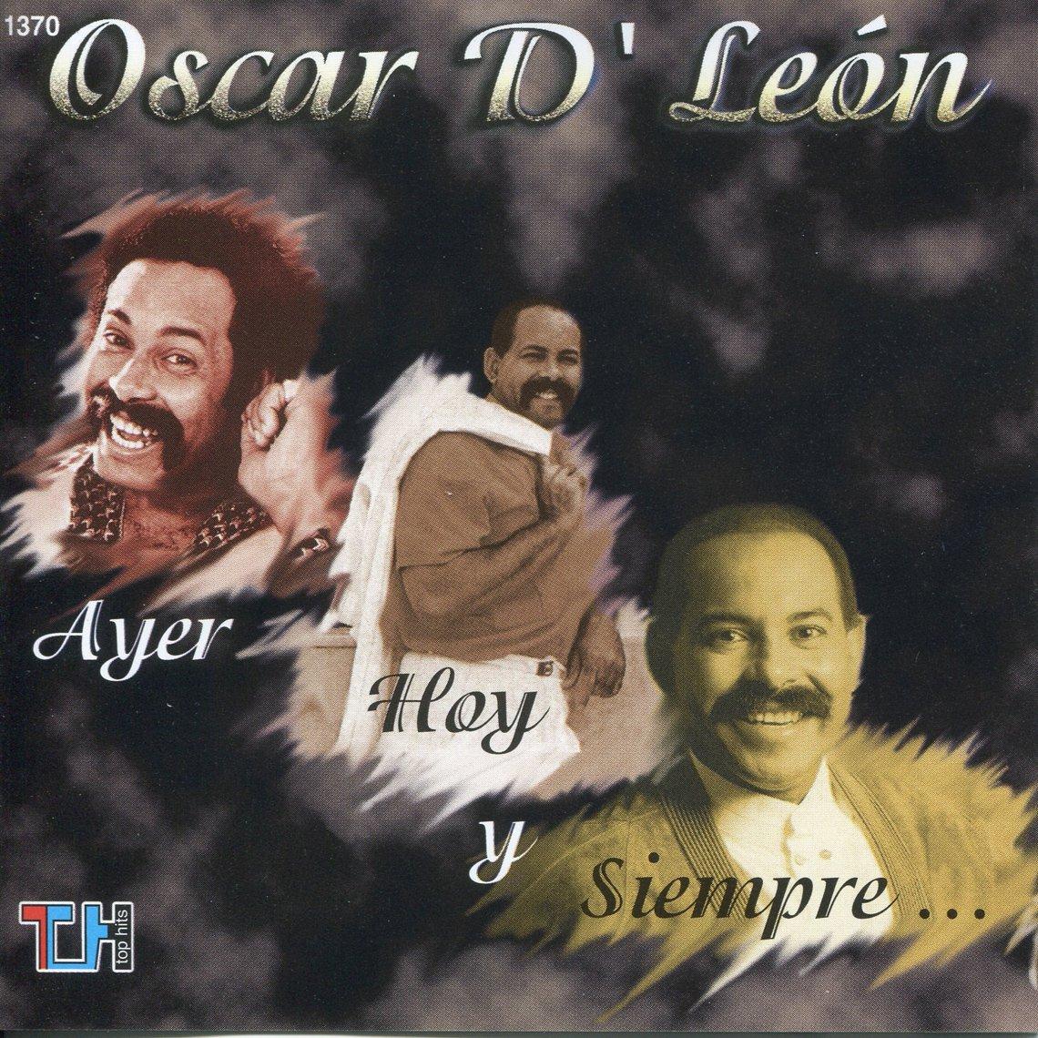 item 10 of Gallery image - Portada del disco de Oscar D' León