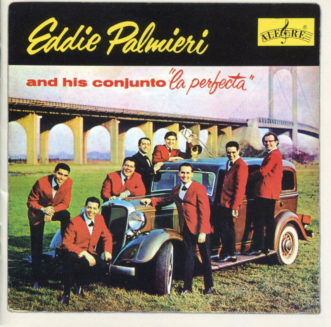 item 5 of Gallery image - Portada del disco de Eddie Palmieri