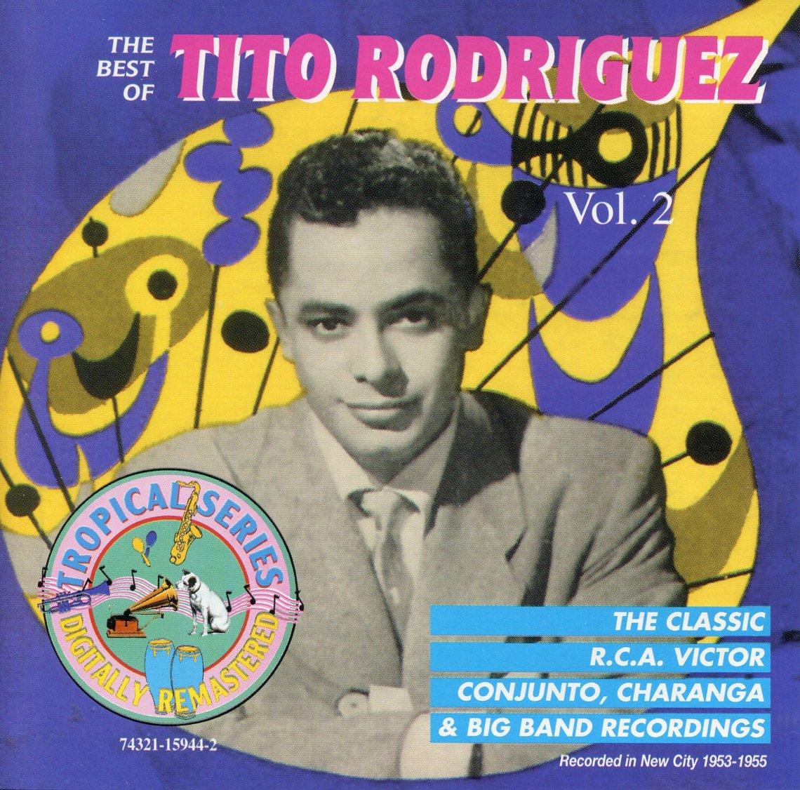 item 4 of Gallery image - Portada del disco de Tito Rodriguez