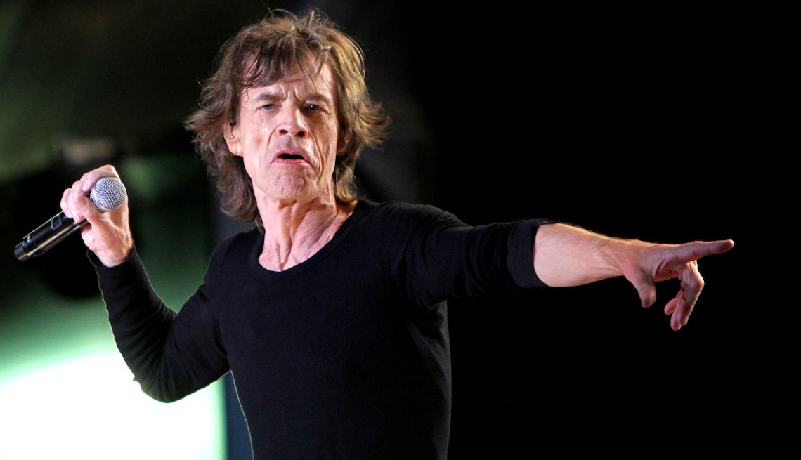 The Rolling Stones frontman Mick Jagger will undergo surgery this week in New York to replace a heart valve, with the band postponing the North American leg of No Filter tour as a result. FILE Image - Mick Jagger performs during the Rock in Rio Lisbon