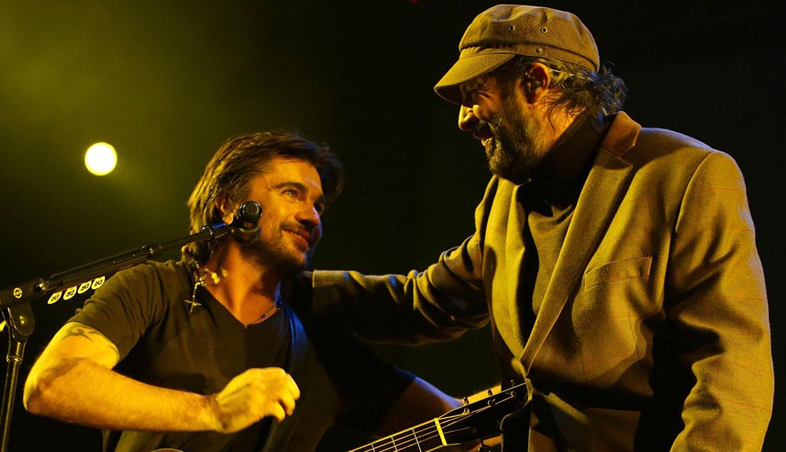 item 9 of Gallery image - Juanes y Juan Luis Guerra, Nueva York 2012
