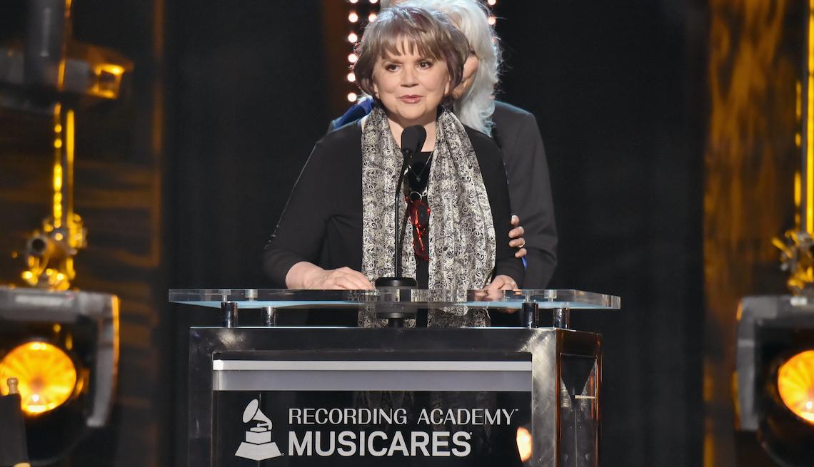 Linda Ronstadt, Los Ángeles, 2019.