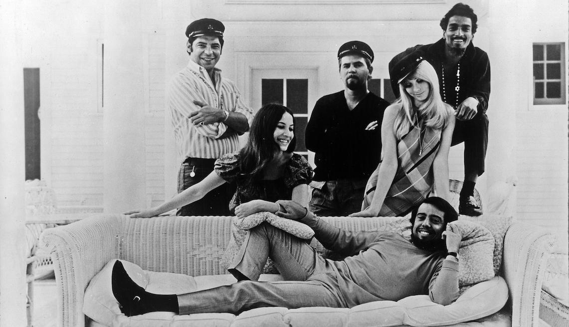item 2 of Gallery image - Sérgio Mendes y su banda Brasil 66, 1970.