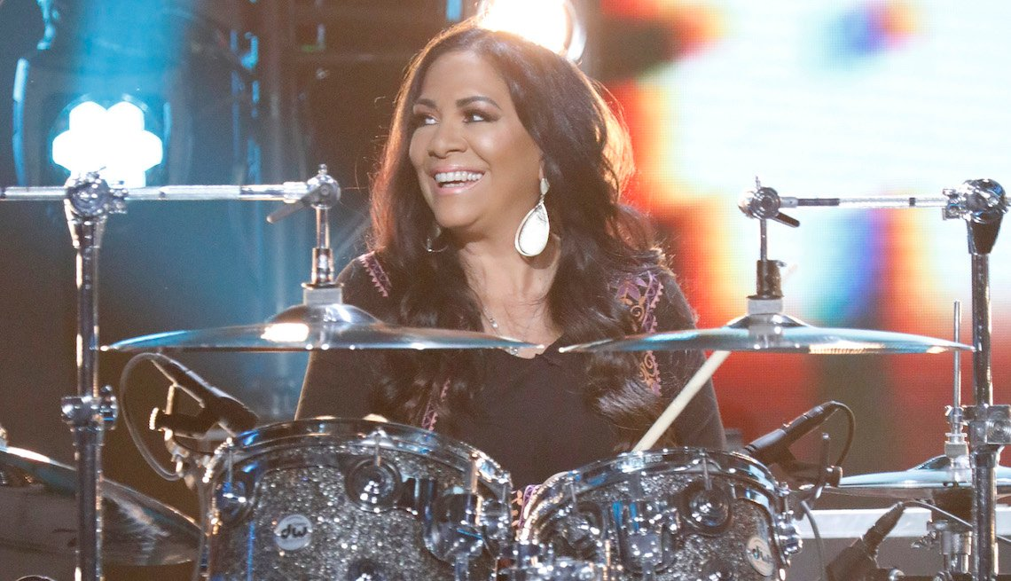 Sheila E in episode 305 of 'Little Big Shots.'