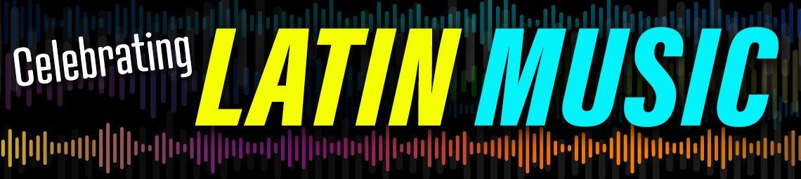 celebrating latin music banner