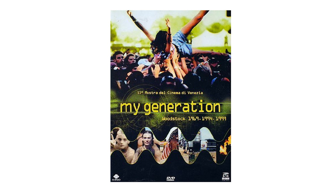 item 3 of Gallery image - My Generation movie cover
