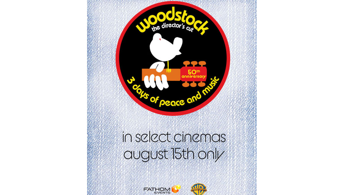 item 1 of Gallery image - Woodstock: The Director's Cut movie cover