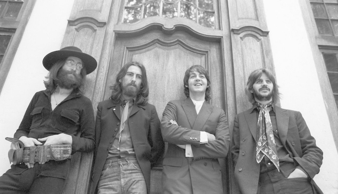 The Beatles, Tittenhurst Park, 22 de agosto 1969