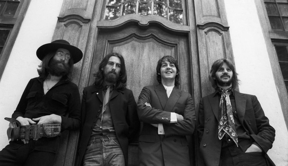 The Beatles, Tittenhurst Park, 22nd August 1969