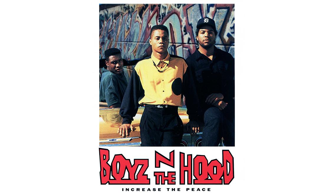 item 13 of Gallery image - Afiche de la película 'Boyz N the Hood'