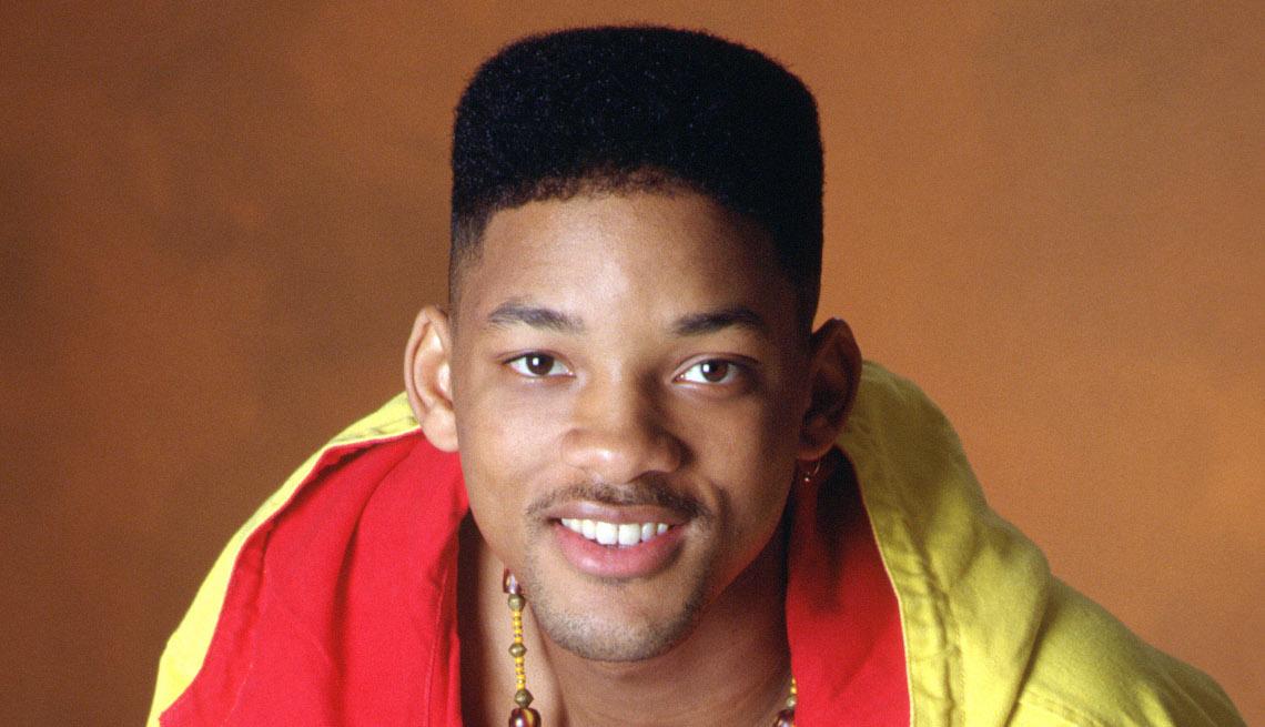 item 12 of Gallery image - Will Smith como el Príncipe del rap, cuarta temporada, 1994.