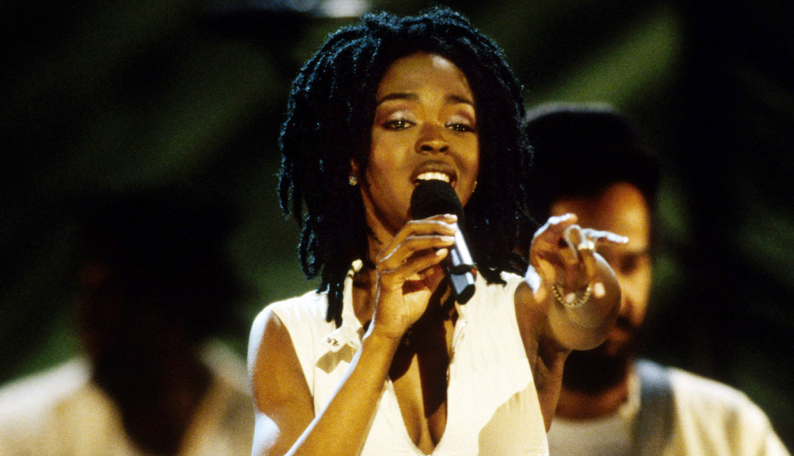 item 14 of Gallery image - Lauryn Hill