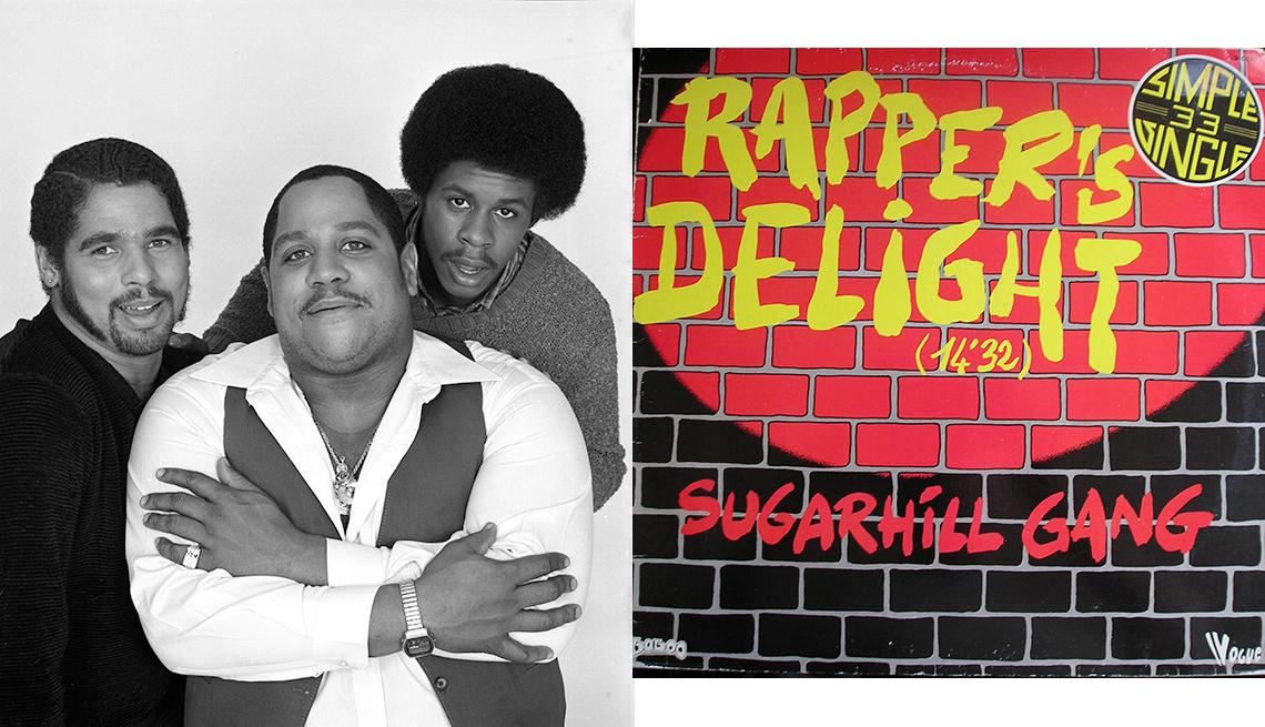 item 6 of Gallery image - Sugarhill Gang