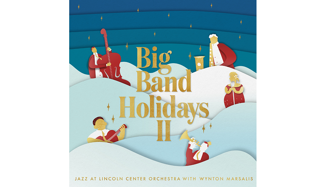 item 2 of Gallery image - Big Band Holidays II (Wynton Marsalis and the Lincoln Center Orchestra)