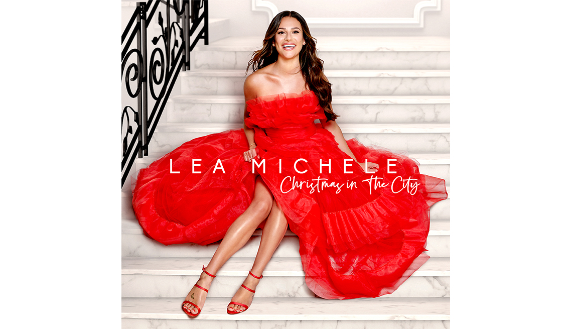 item 6 of Gallery image - Christmas in the City (Lea Michele)