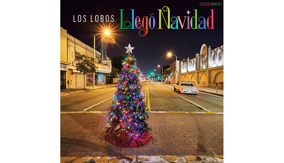 item 3 of Gallery image - Llegó Navidad (Los Lobos)
