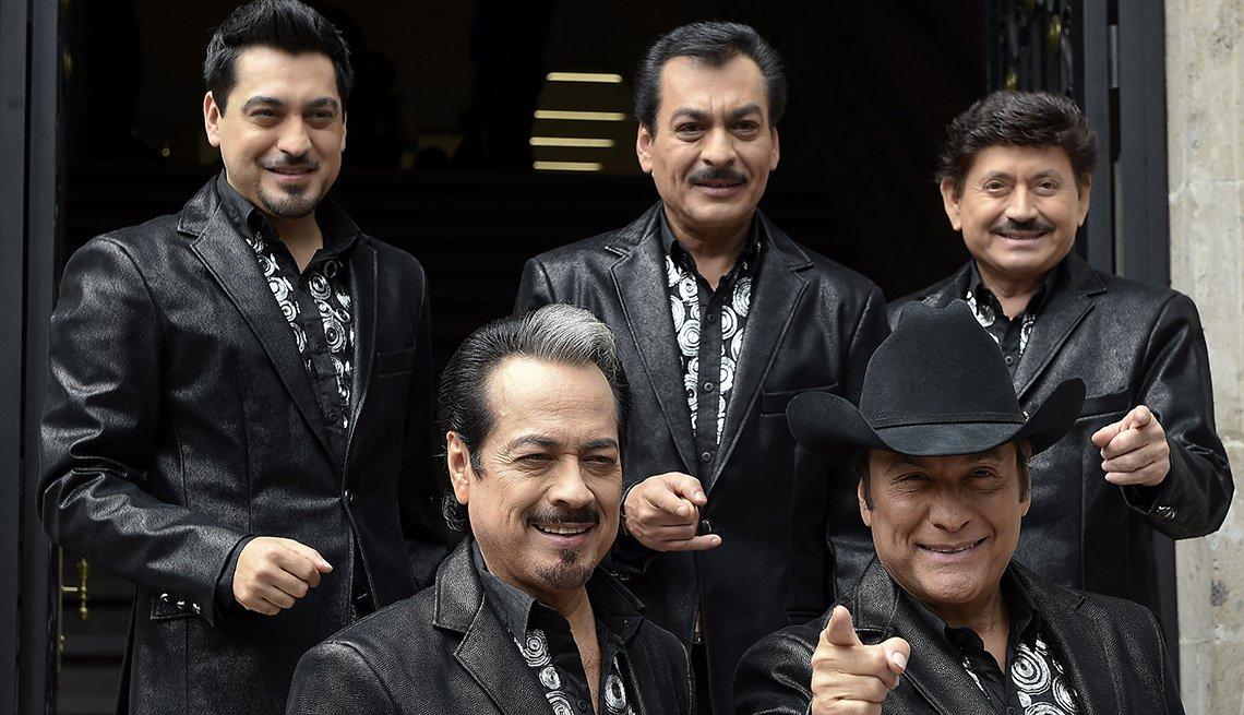 Los Tigres del Norte, Ciudad de México, 2014.