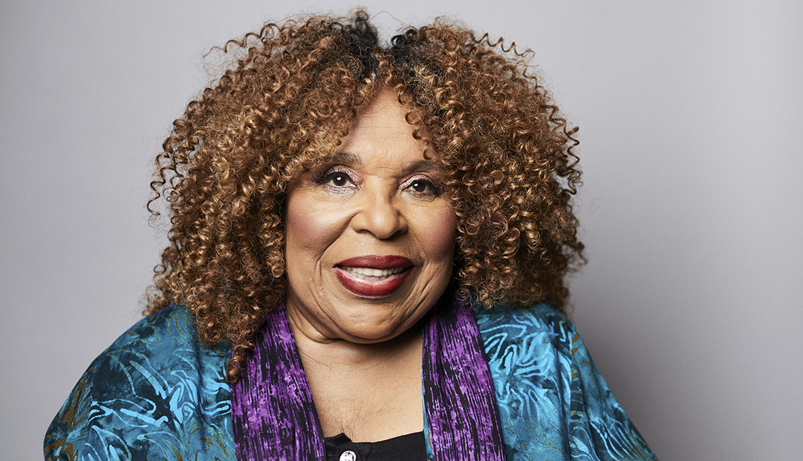 Singer Roberta Flack poses for a portrait
