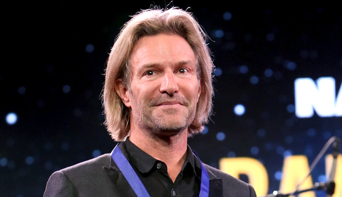 Composer and conductor Eric Whitacre