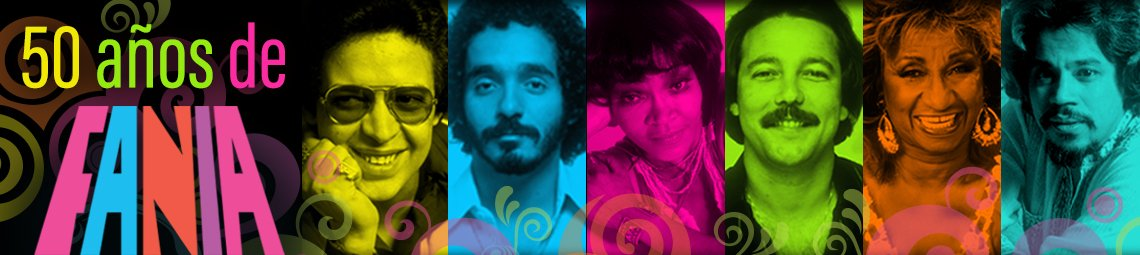 50 años de la Fania All Star