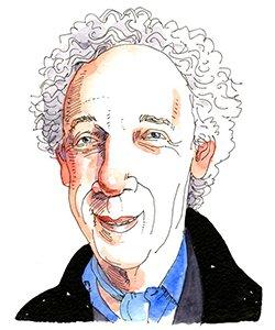 Illustration of Bob Gruen