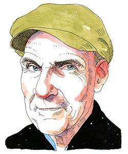 Illustration of James Taylor