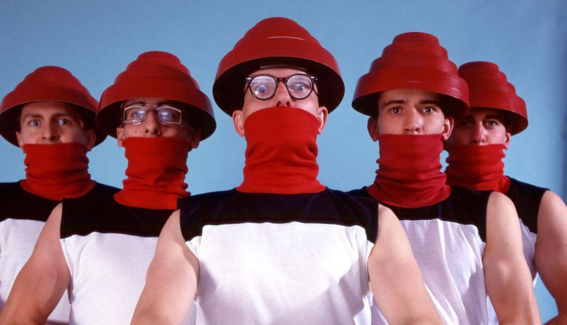 american new wave group devo