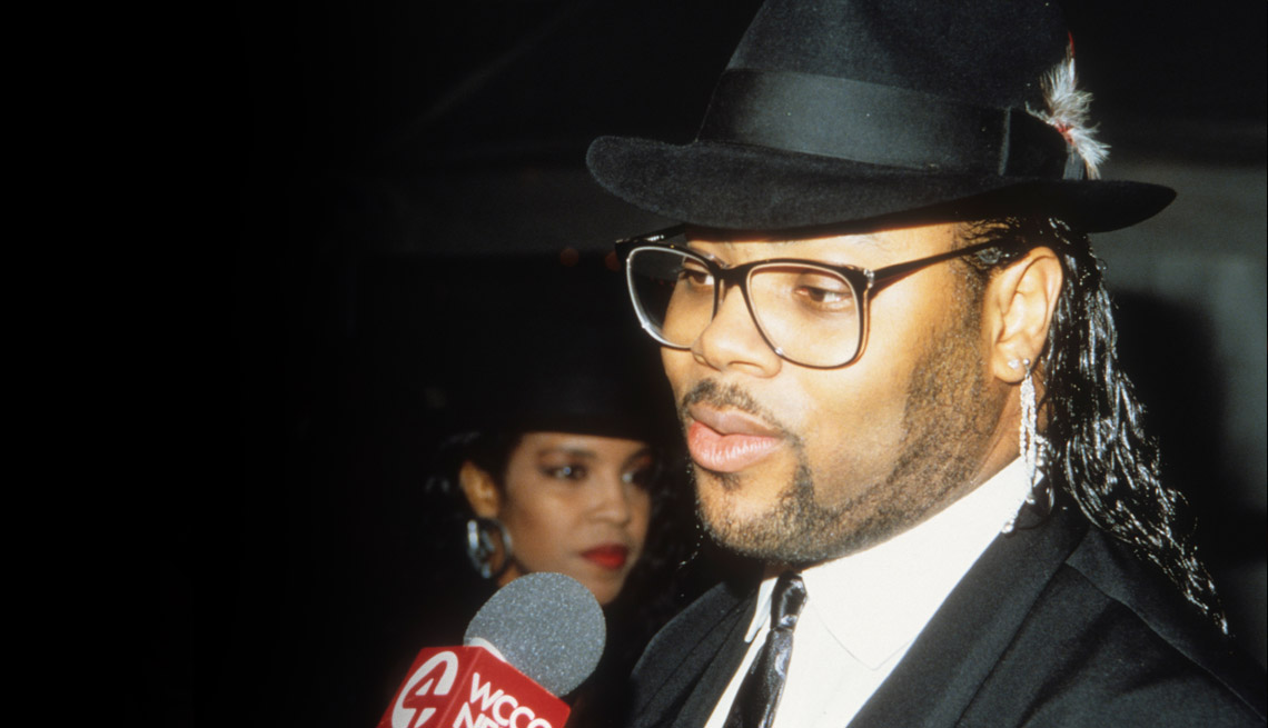 Productor musical Jimmy Jam.