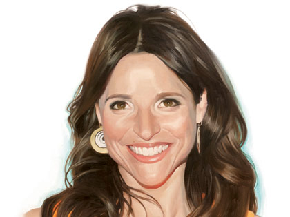 Big 5-0: Julia Louis-Dreyfus
