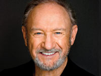 Actor and Writer Gene Hackman