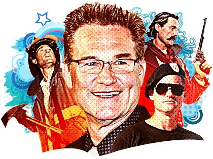 Big 5-0 (March) : Kurt Russell