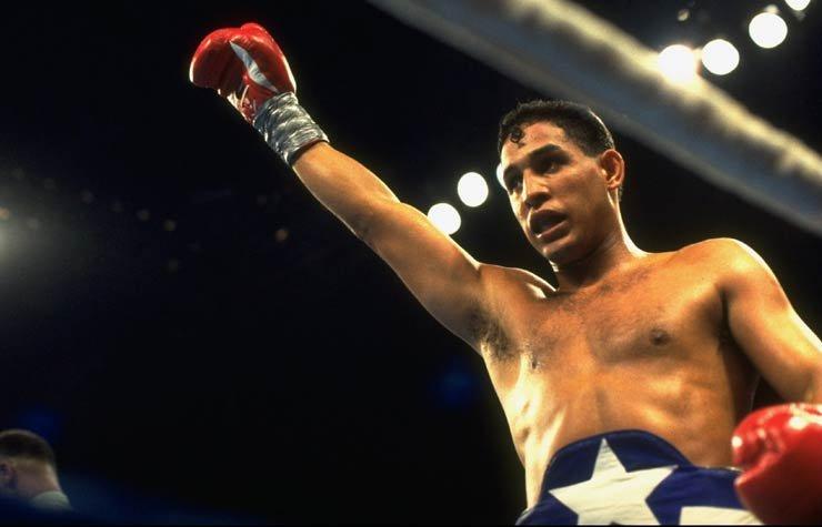 Peso welter de la WBC, del primer título de Héctor Macho Camacho antes de la pelea contra Julio César Chávez en el Thomas & Mack Center, Las Vegas, NV, Recordando a Héctor Camacho
