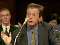 Michael J. Fox testifies on stem cell research