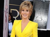Jane Fonda at 85th Annual Academy Awards, 2013
