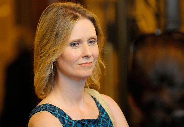 Cynthia Nixon, breast cancer