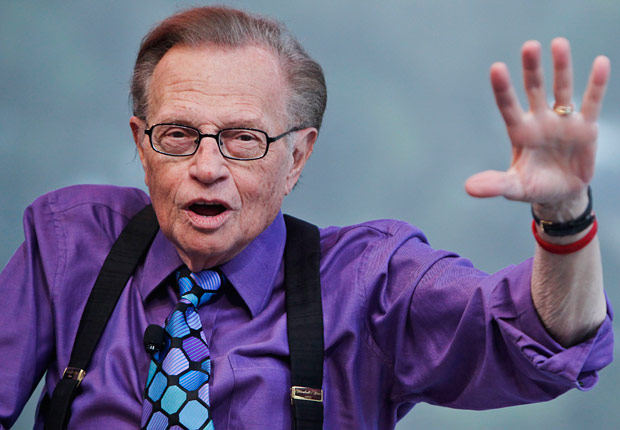 Larry King, heart disease