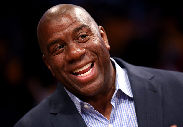 Magic Johnson, AIDS