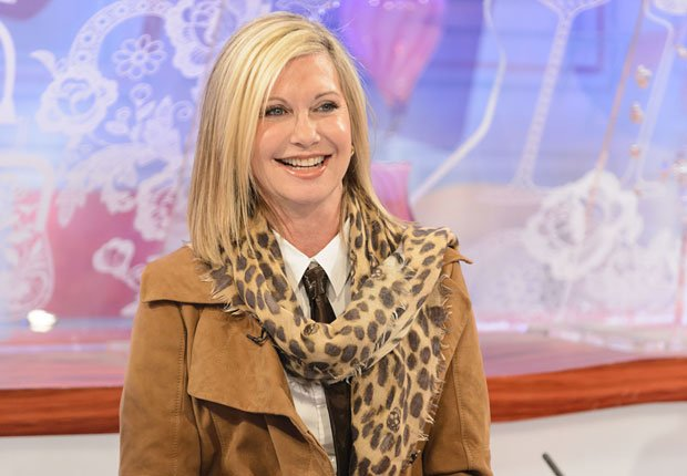 Olivia Newton John, breast cancer