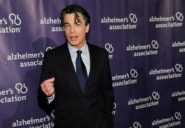 Peter Gallagher, Alzheimer's