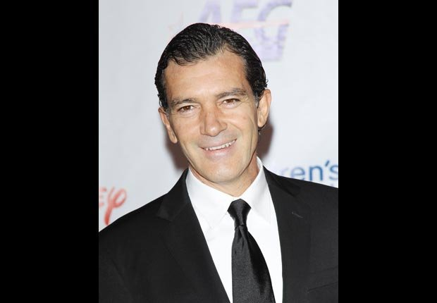 Actor Antonio Banderas, 50-plus celebrity
