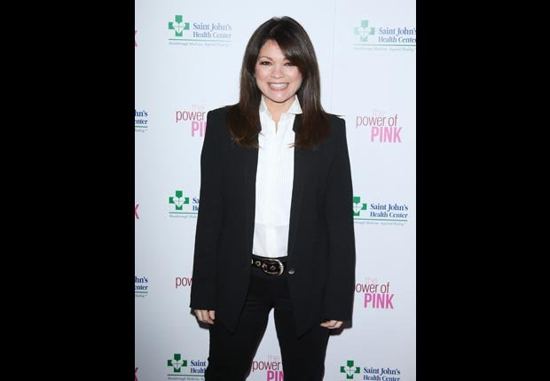 Actress Valerie Bertinelli, 50-plus celebrity