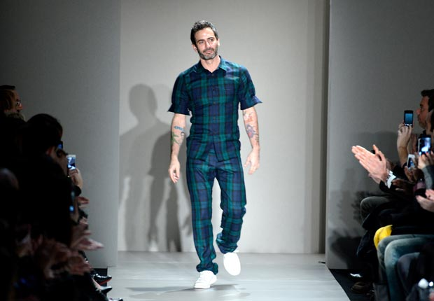 Diseñador Marc Jacobs - Artistas con 50 años o más