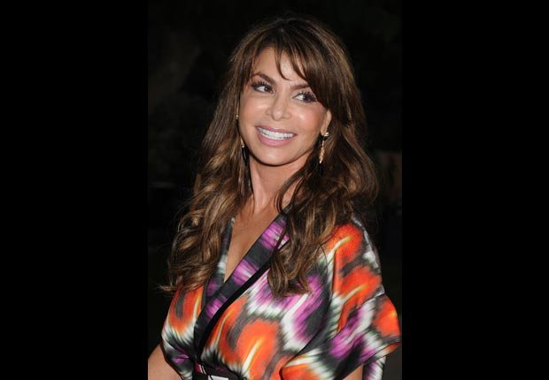 Performer Paula Abdul, 50-plus celebrity