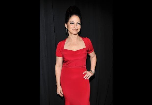 Cantante Gloria Estefan - Artistas con 50 años o más